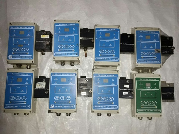 OCD CM (Oil Content Detector monitor)