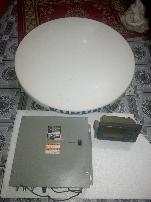 FURONO-SATELLITE COMPASS-GYRO COMPASS-SC-50