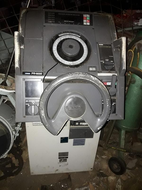 TOKIMEC-AUTOPAILOT-PR-8000