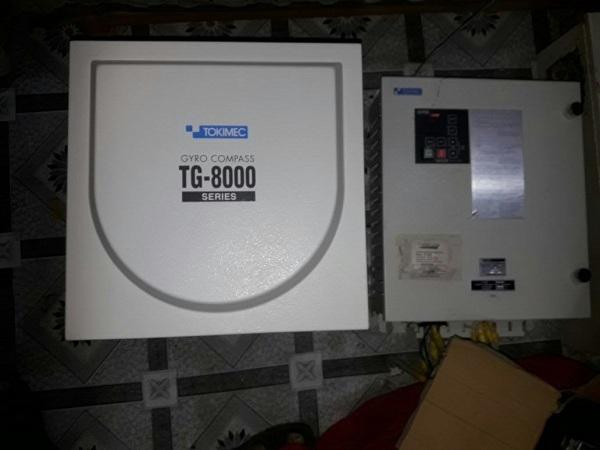TOKIMEC-TG-8000-GYRO COMPASS